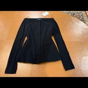 theory black Jacket size 00
